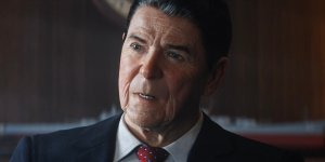 Call of Duty Black Ops Cold War Ronal Reagan nel trailer