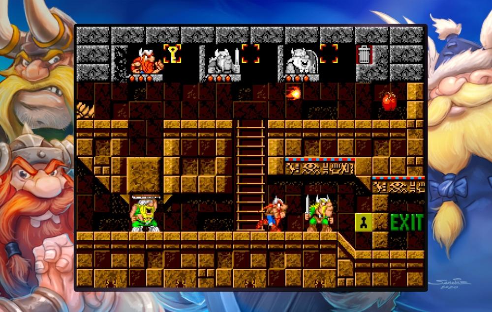 Blizzard Arcade Collection screenshot