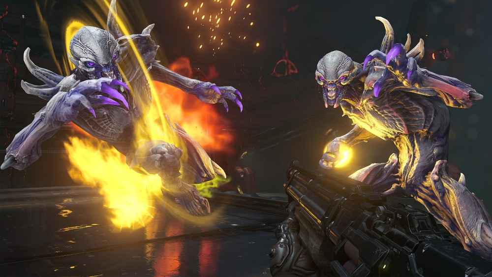 DOOM Eternal The Ancient Gods Part 2 screenshot