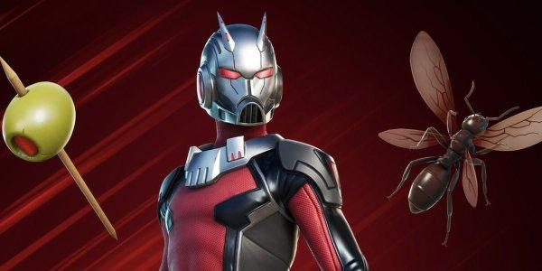 Fortnite Ant-Man