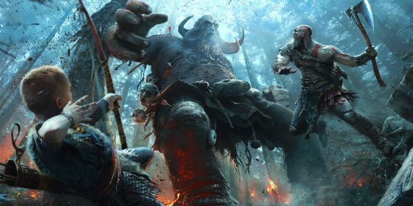 God of War banner