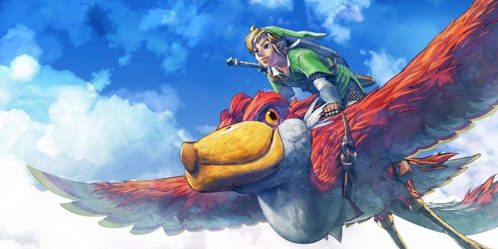 The Legend of Zelda Skyward Sword HD banner