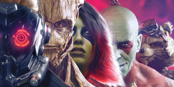 Marvel's Guardians of the Galaxy Cover What's Next