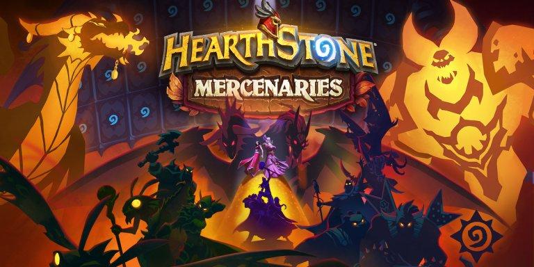 Hearthstone Mercenari