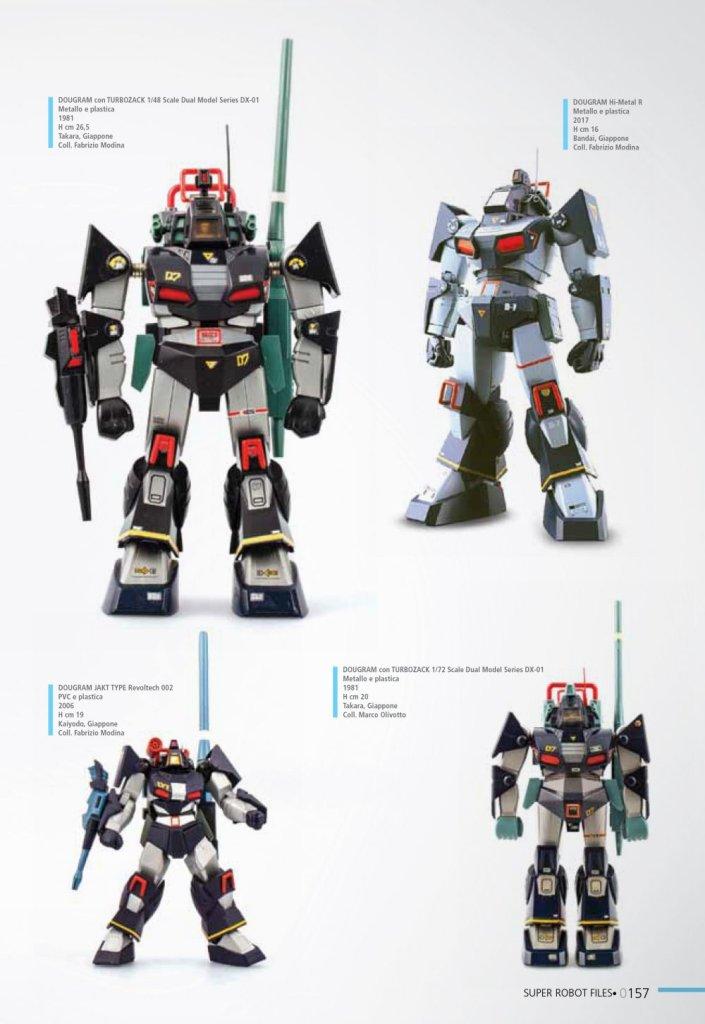 Super Robot Files 1, Dougram