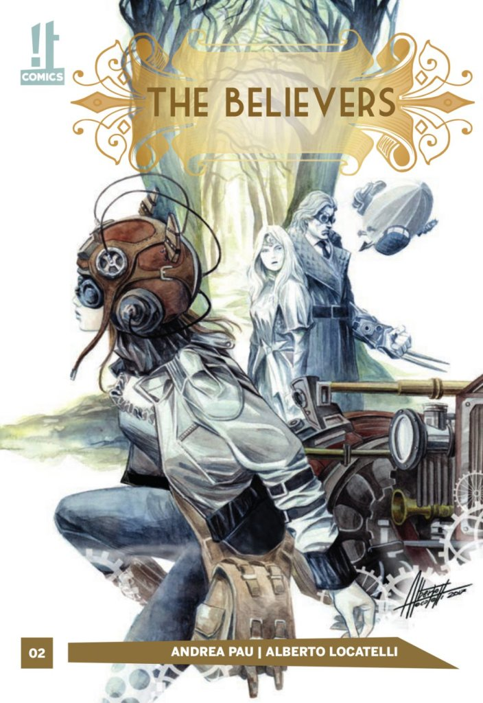 The Believers 2, copertina