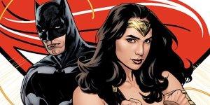 Batman Wonder Woman