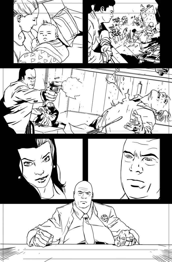 Marvel, Legacy: Stefano Landini parla del suo lavoro per