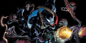 Venom #6, copertina di Ryan Stegman