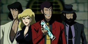 Lupin III Episode 0 - First Contact