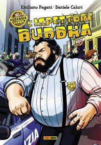 Nirvana Leaks - L'Ispettore Buddha, copertina di Daniele Caluri