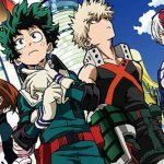 My Hero Academia: l'esordio dei Big 3 nel trailer del nuovo episodio!