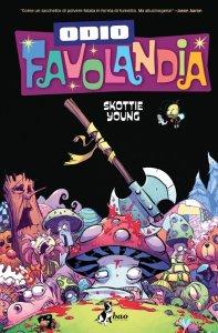 Odio Favolandia Vol. 4, copertina di Skottie Young