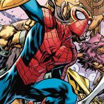 Marvel, War of the Realms: le prime tavole di Spider-Man & the League of Realms
