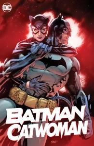 Batman/Catwoman #1, copertina di Clay Mann