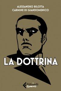 La dottrina, copertina di Carmine di Giandomenico