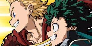 My Hero Academia: il trailer e la data di uscita della quarta stagione dell'anime!