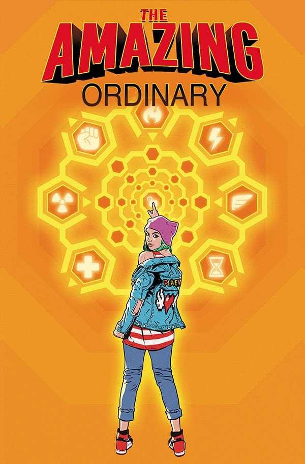 Amazing Ordinary, copertina di ACO