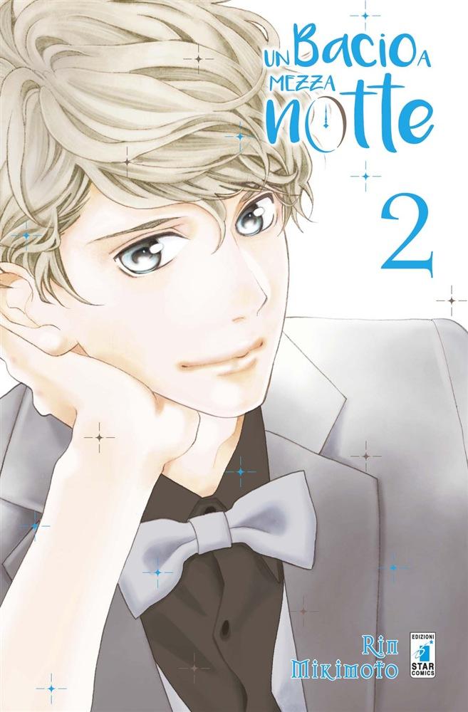 Un bacio a mezzanotte 2, copertina di Rin Mikimoto