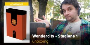 Wondercity – Stagione 1, l'unboxing e il podcast