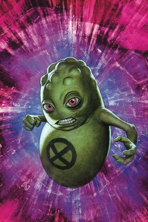 All-New Doop #1, variant cover di Adi Granov