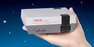 Nintendo Classic Mini: NES banner