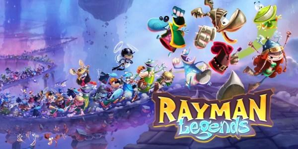 Rayman Legends megaslide