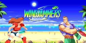 Windjammers banner