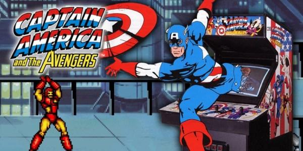 Avengers megaslide