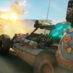 RAGE 2 nel video di gameplay del QuakeCon 2018
