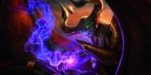 Magic: The Gathering Nicol Bolas megaslide