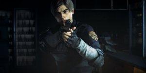 Resident Evil 2 banner megaslide