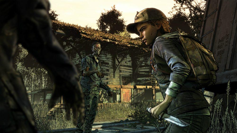 The Walking Dead: The Final Season banner scheda