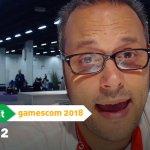 gamescom 2018, il videoblog #2 da Colonia