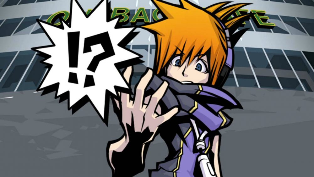 The World Ends With You: Final Remix banner scheda