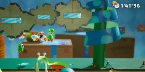 Yoshi's Crafted World, le basi del gioco nel nuovo trailer