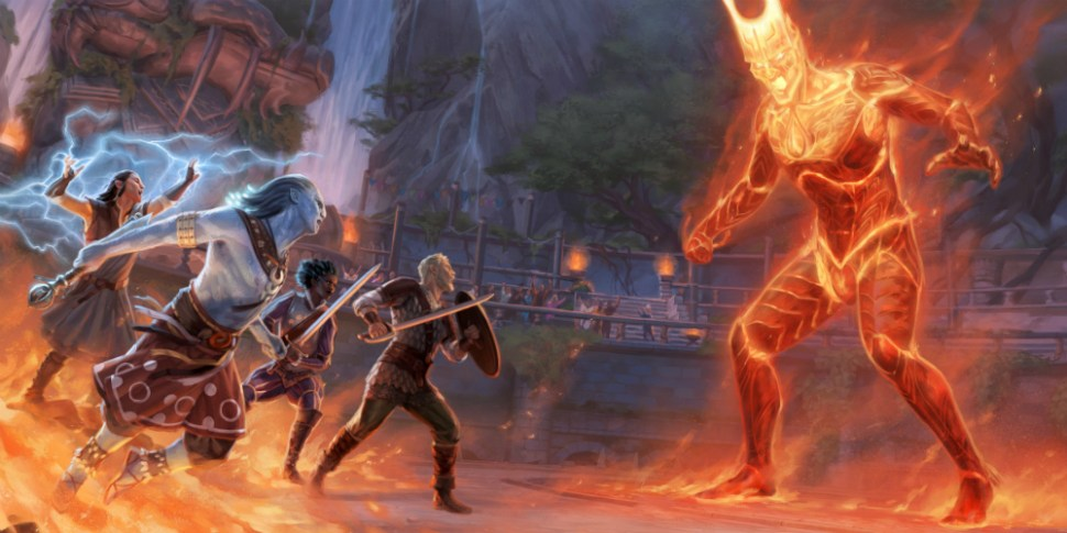 Pillars of Eternity II: Deadfire Seeker, Slayer, Survivor megaslide