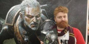 The Witcher gioco di ruolo intervista megaslide