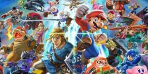 Super Smash Bros. Ultimate megaslide