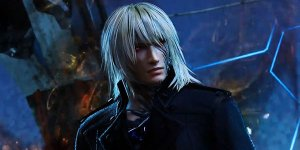 Dissidia Final Fantasy NT Snow banner