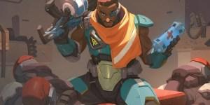 Overwatch Baptiste banner