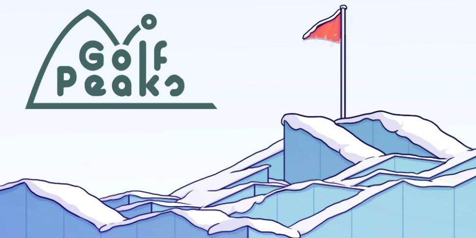 Golf Peaks megaslide