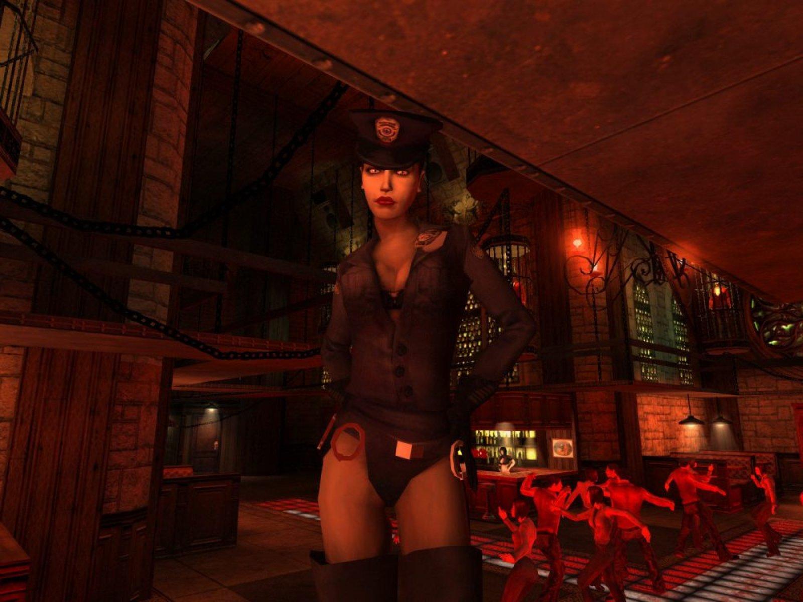Vampire: The Masquerade - Bloodlines screenshot