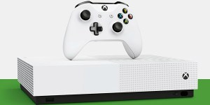 Xbox One S All-Digital Edition banner
