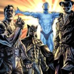 Watchmen: Geoff Johns entusiasta della serie di Damon Lindelof