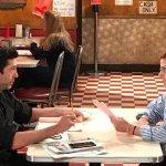 Will & Grace, ecco David Schwimmer sul set della decima stagione