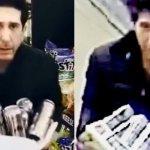 Friends: arrestato il ladro sosia di Ross, la polizia ringrazia David Schwimmer