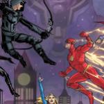 Elseworlds: la DC crea un poster in stile cover di fumetto per il crossover