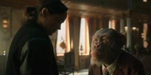 The Umbrella Academy: un video svela gli effetti speciali dietro lo scimpanzé Pogo