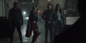 Supergirl 4: nello spassoso video gag reel il cast non smette mai di ballare
